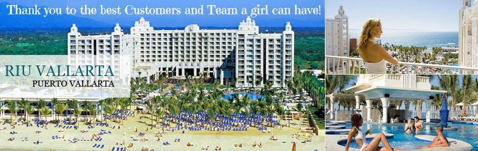 Incentive trip special free paper or stamp linda creates for Habitacion familiar hotel riu vallarta